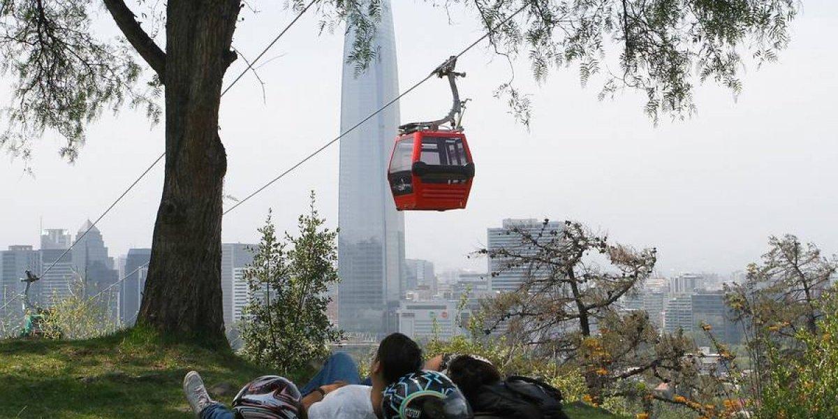 Las virtudes que ven los extranjeros en Santiago para convertirlo en destino turístico