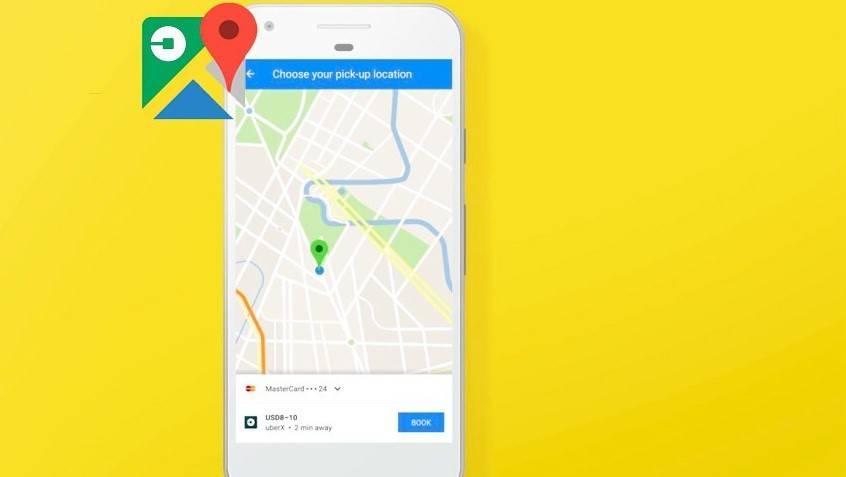 Es oficial: Ya no podrás solicitar viajes en Uber con ayuda de Google Maps