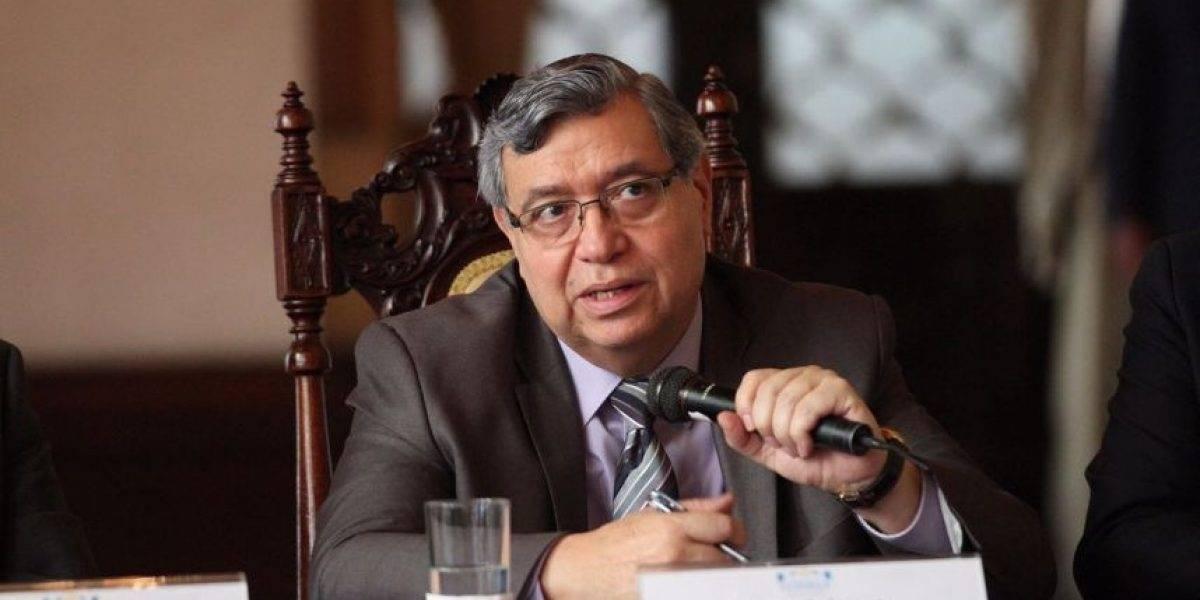 Vicepresidente Jafeth Cabrera se pronuncia por supuesto espionaje a ciudadanos