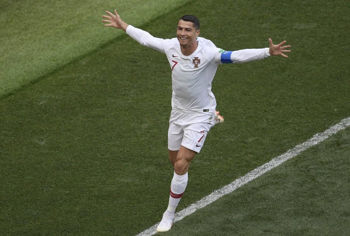 Ronaldo le dio el triunfo a Portugal