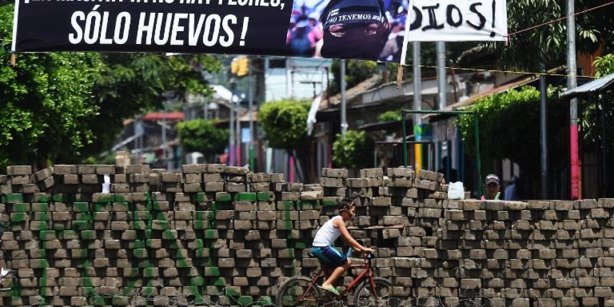 Luto, dolor y pánico se vive en Nicaragua