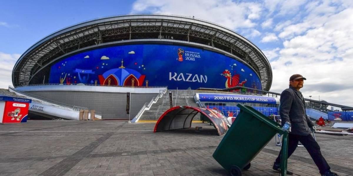 """Quiénes son los aficionados """"más limpios"""" del Mundial Rusia 2018"""