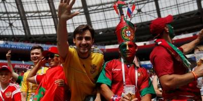 Portugal marrocos futebol copa do mundo