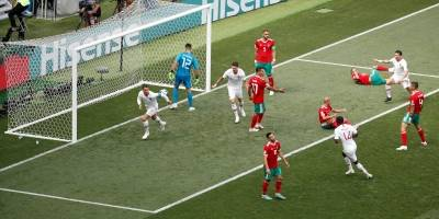 Portugal marrocos gol cristiano ronaldo