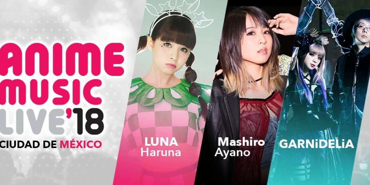 Llega el Anime Music Live a CDMX ; el festival de música japonesa más grande de Latinoamérica