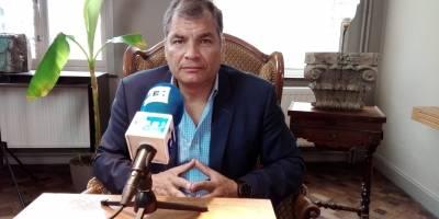 ExPresidente, Rafael C.