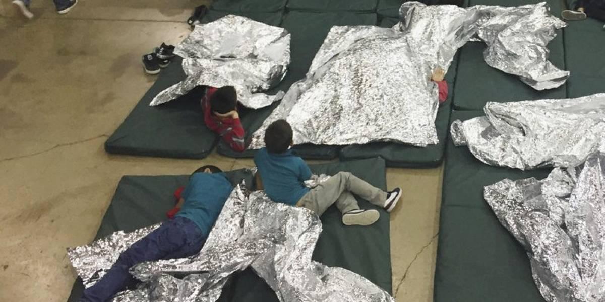 Así funciona el lado más cruel de Trump: la repulsiva ley que separa a los niños de sus padres