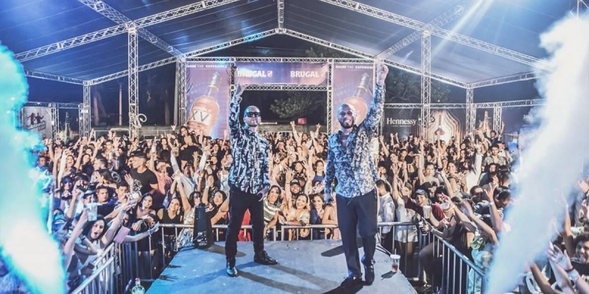 """Clientes Altice asistieron al concierto """"Musicalia"""" con Alexis y Fido"""