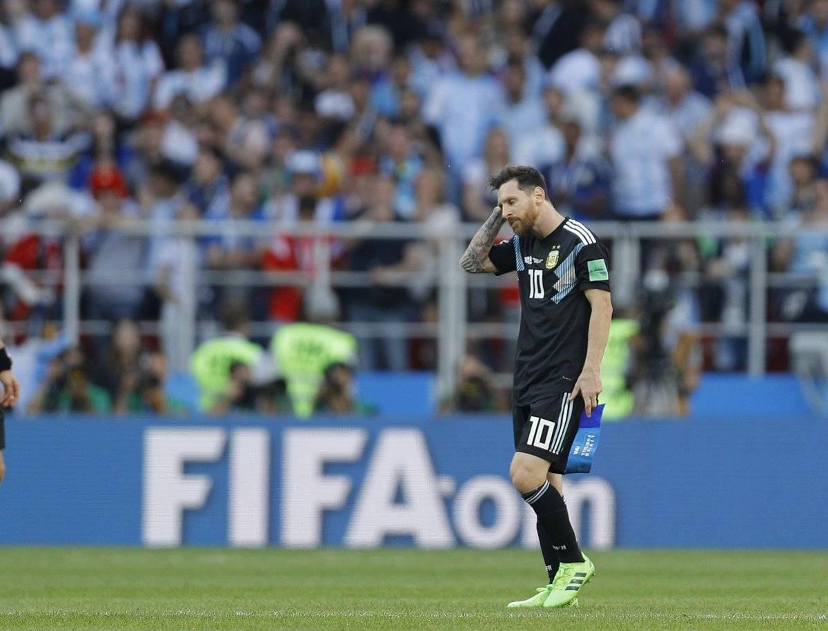 Rusia 2018: Argentina ante una encrucijada impensada contra Croacia AP