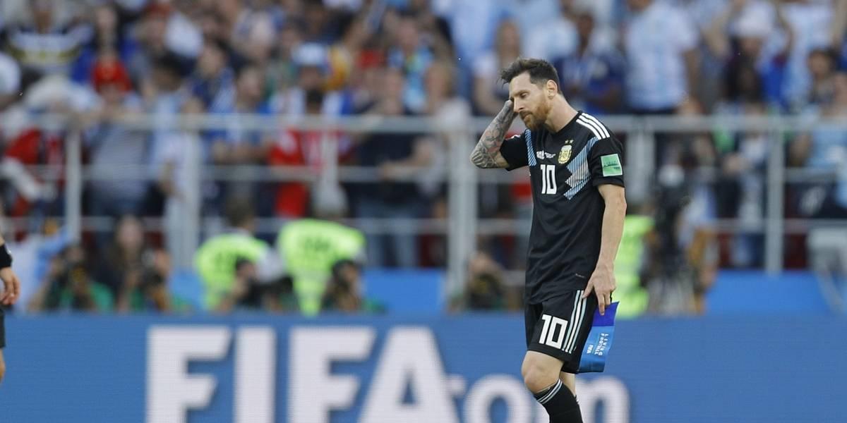 Argentina vs Croacia: EN VIVO ONLINE Rusia 2018, horarios, alineaciones, canales de transmisión