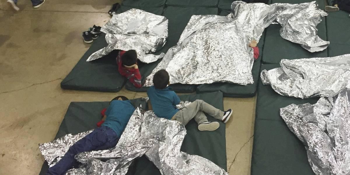 Médicos revelan el estado de los niños separados de sus padres en EU
