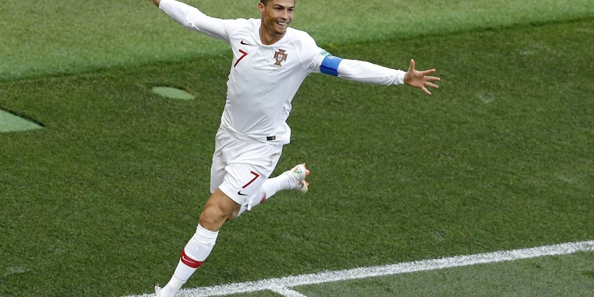 Portugal vs Marruecos: Otro gol de Cristiano para la ganancia de Portugal