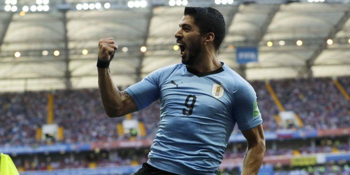 El recuperado Luis Suárez lidera la nómina de Uruguay para la Copa América de Brasil