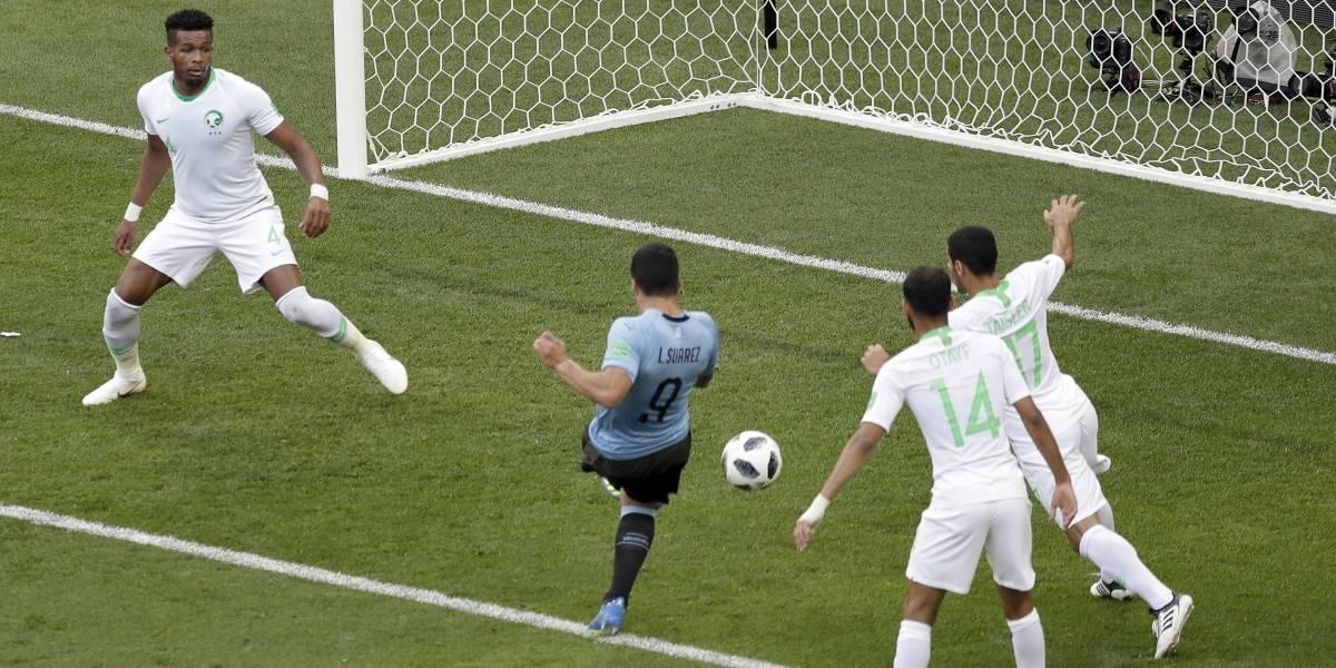 Así vivimos la clasificación de Uruguay a octavos de final del Mundial de Rusia 2018