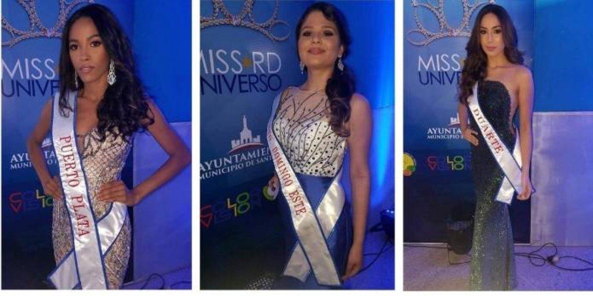 "Presentan candidatas al ""Miss República Dominicana Universo 2018"""