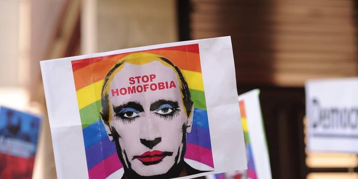 """Nikolay Alexeyev: """"La comunidad LGBT está muerta en Rusia"""""""