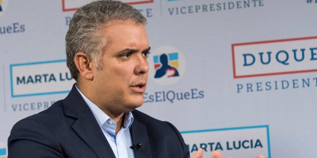 Iván Duque pide unión de países latinoamericanos contra dictadura venezolana