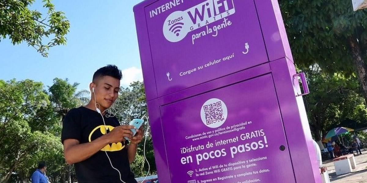 ¡Pilas! Estas localidades de Bogotá tendrán internet gratis