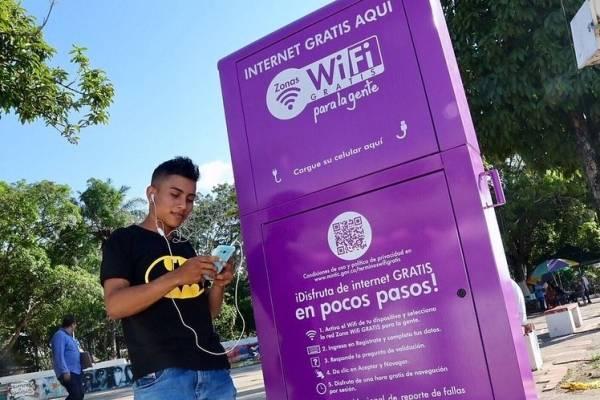 Internet gratis en Bogotá