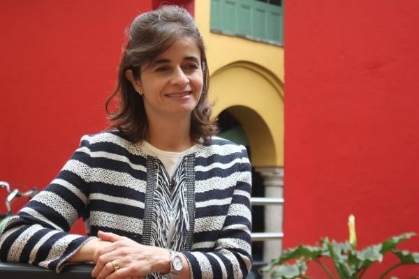 María Claudia López, secretaria de Cultura.