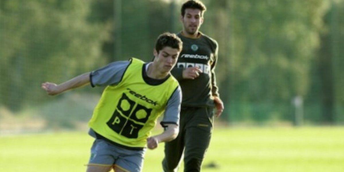 """El argentino que estuvo en los inicios de Cristiano revela su """"fórmula"""": """"Su mamá lo mimaba, siempre tomaba un jugo de maracuyá"""""""