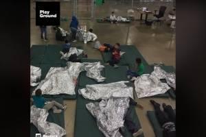 Niños separados Estados Unidos