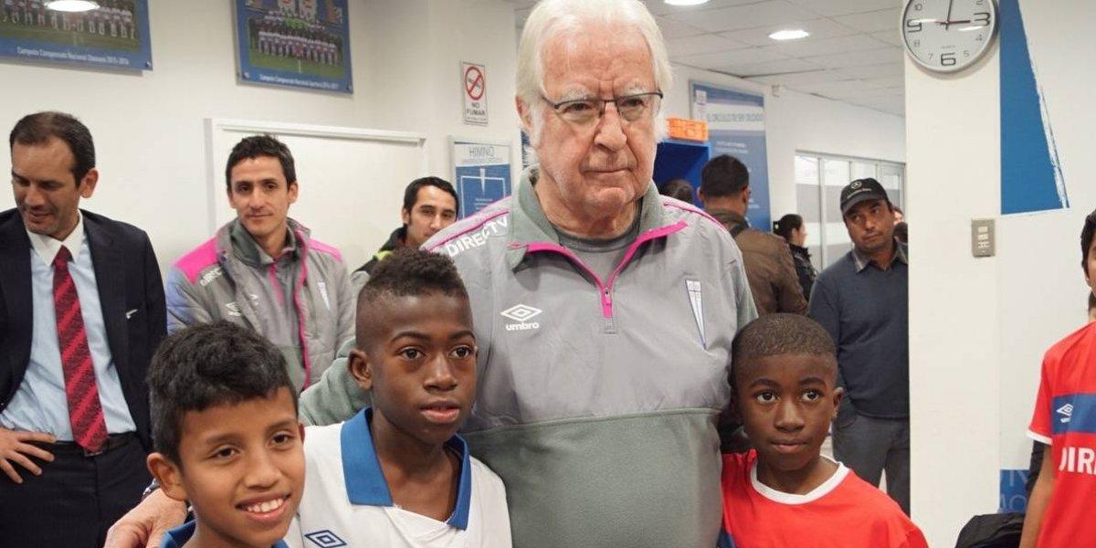 Nacho Prieto y Mirosevic lideraron la conmemoración del Día Mundial del Refugiado en la UC