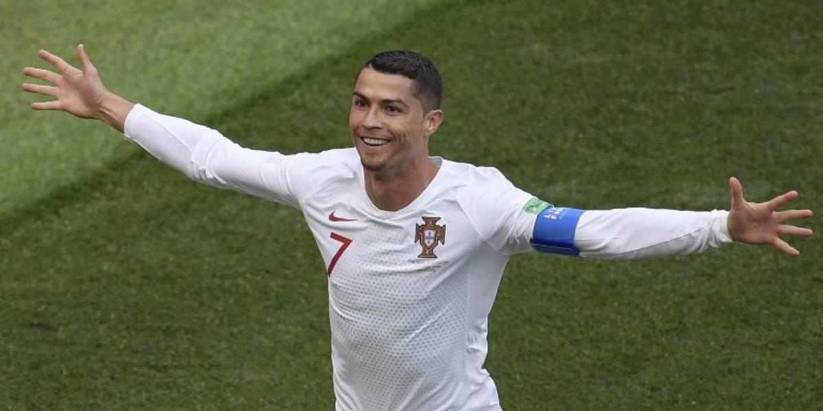 Portugal sufre más de la cuenta para vencer a Marruecos, que se despide de Rusia