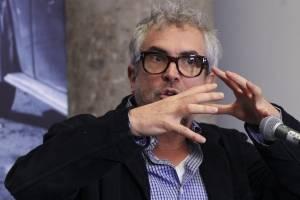 Guillermo del Toro y Alfonso Cuarón.