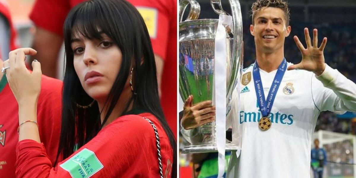O anel de 800 mil dólares que Cristiano Ronaldo deu para a namorada