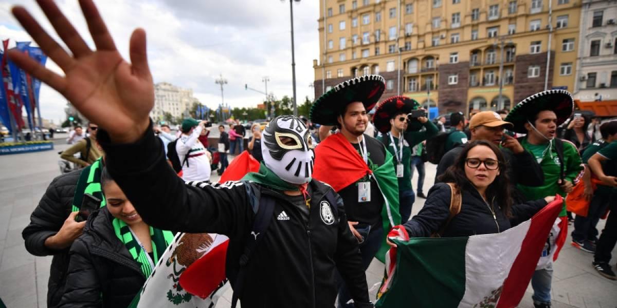 Detienen a tres mexicanos por robo en Rusia