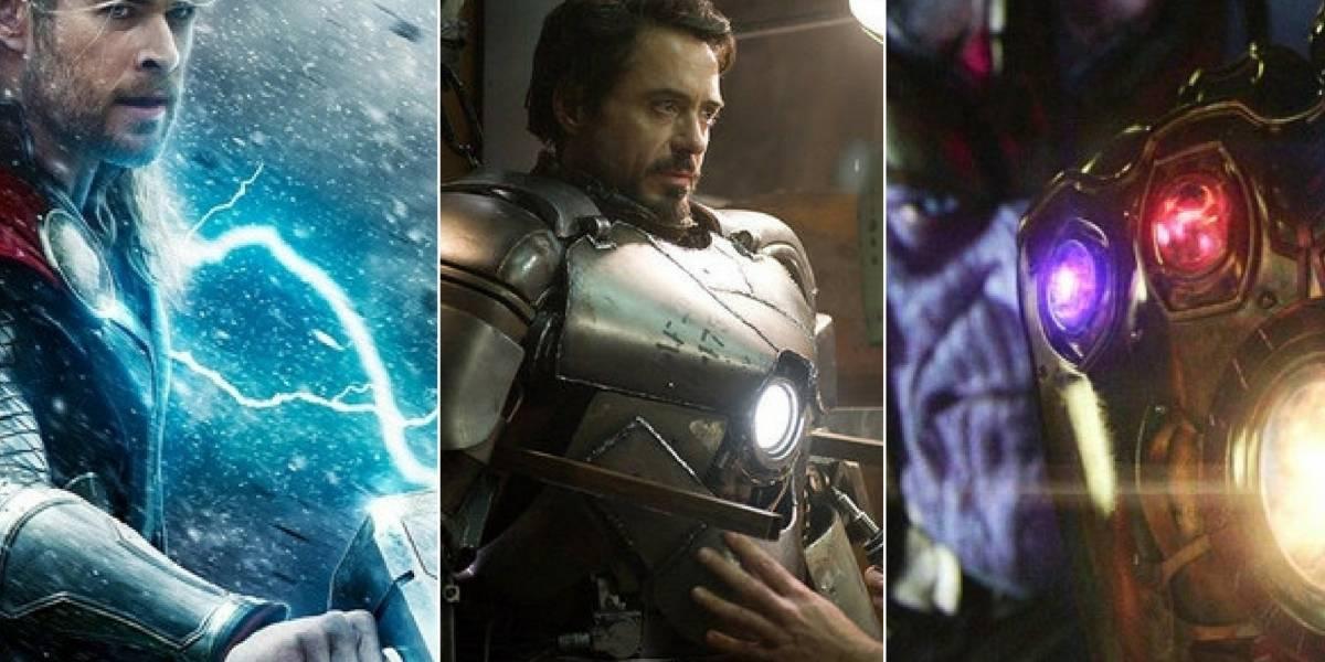 Esta foi a cena mais difícil do Universo Marvel, segundo criador de armaduras e armas dos personagens