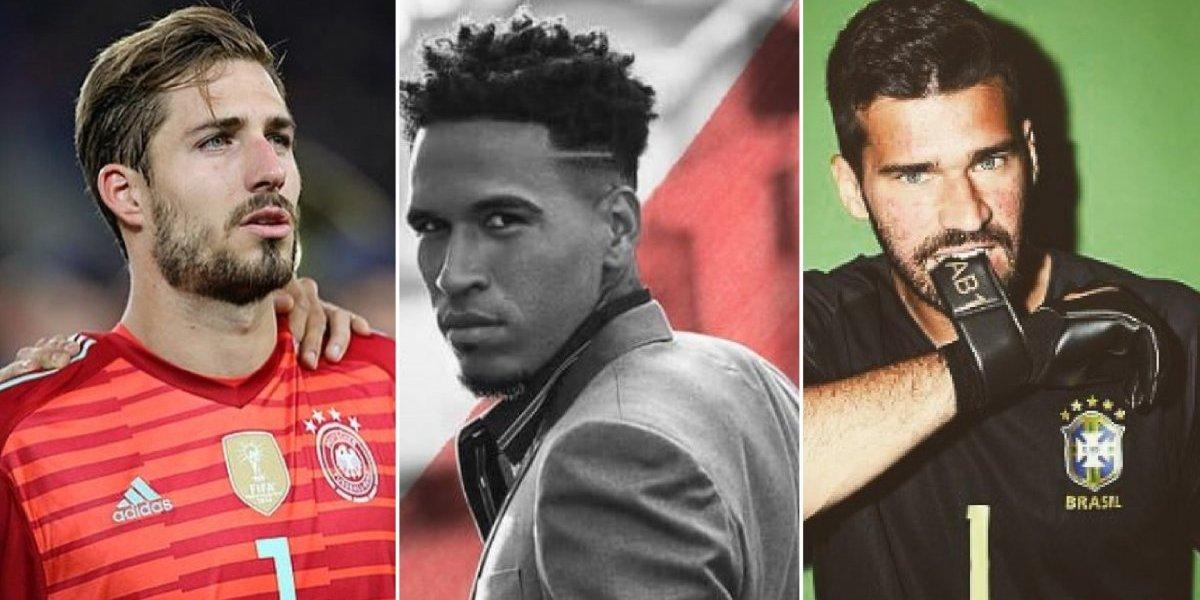Copa do Mundo: esses são os goleiros mais bonitos do Mundial 2018