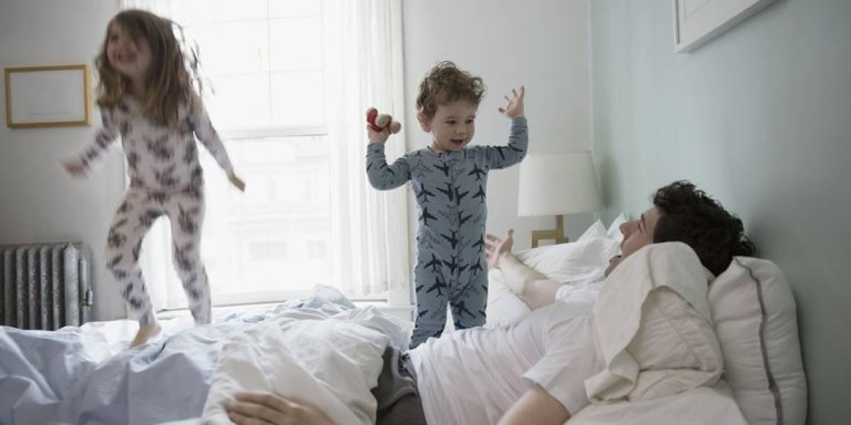 Estudio revela lo obvio: mujeres se estresan más con los esposos que con sus hijos y se sienten madres de sus parejas