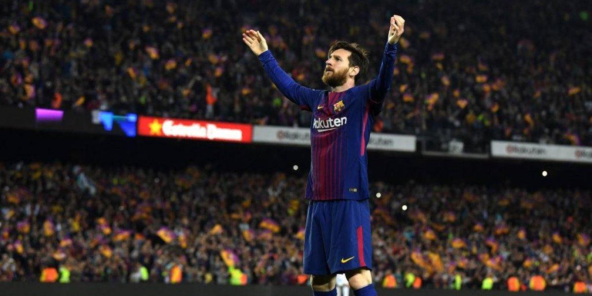 """""""En Argentina saben que Maradona está a años luz del mejor jugador argentino de la historia: Lionel Messi"""""""