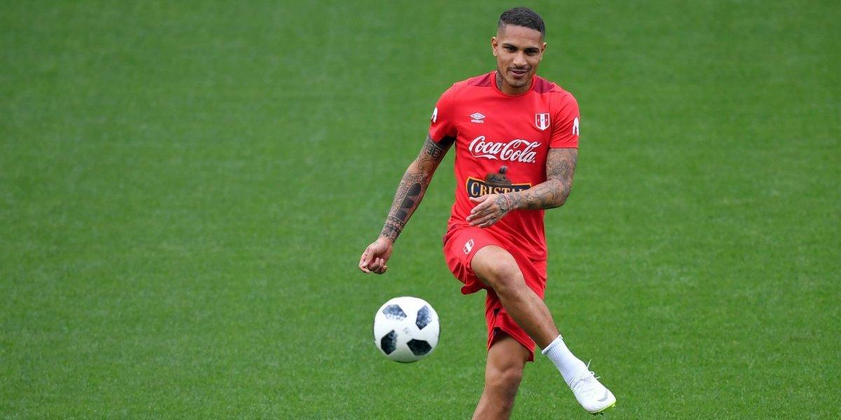 Paolo Guerrero liderará la formación de Perú ante Francia para seguir soñando con los octavos de Rusia 2018