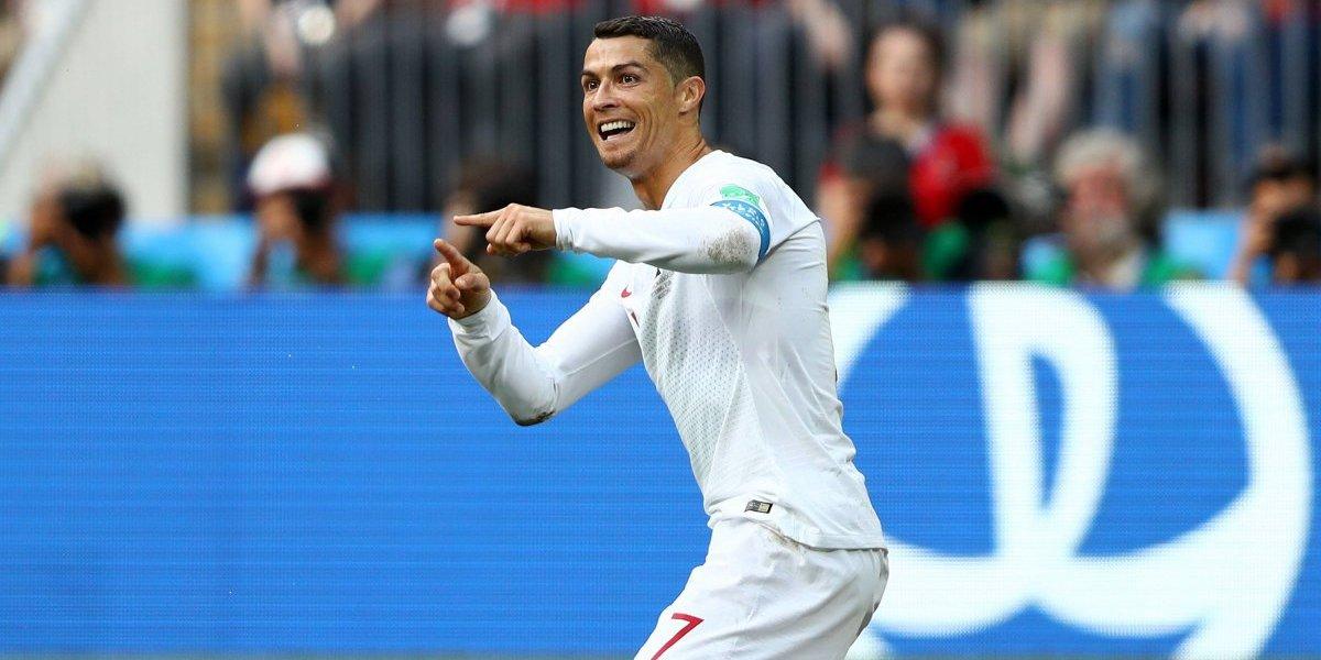 Con gol de Cristiano Ronaldo, Portugal elimina a Marruecos del Mundial