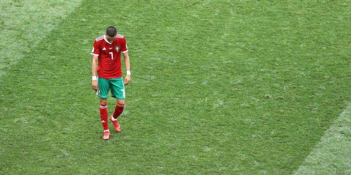 Marruecos, Egipto y Arabia Saudita, los primeros eliminados del Mundial de Rusia 2018