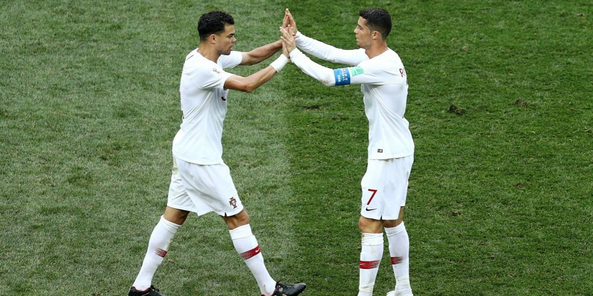 """El presidente de Portugal se las cantó fuerte y claro a Cristiano y compañía: """"La pelota no quema"""""""