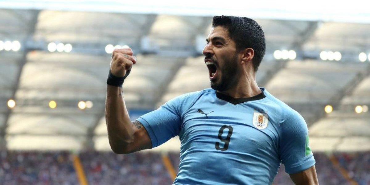 Uruguay busca su pasaje a Octavos contra Arabia