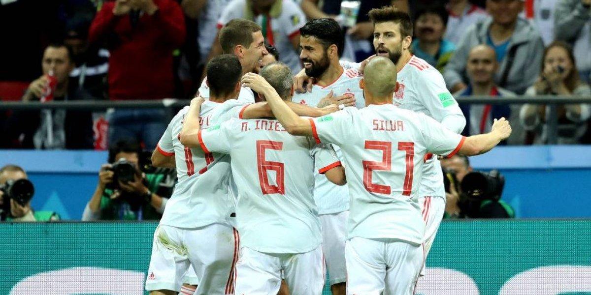 España sufrió para batir a la luchadora Irán y quedó muy cerca de los octavos del Mundial