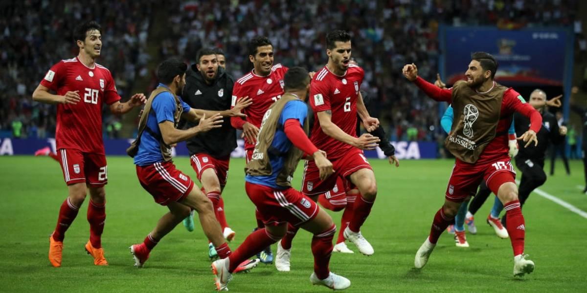 VAR Abierto: El increíble gol de Irán celebrado como el título mundial y que terminó anulado