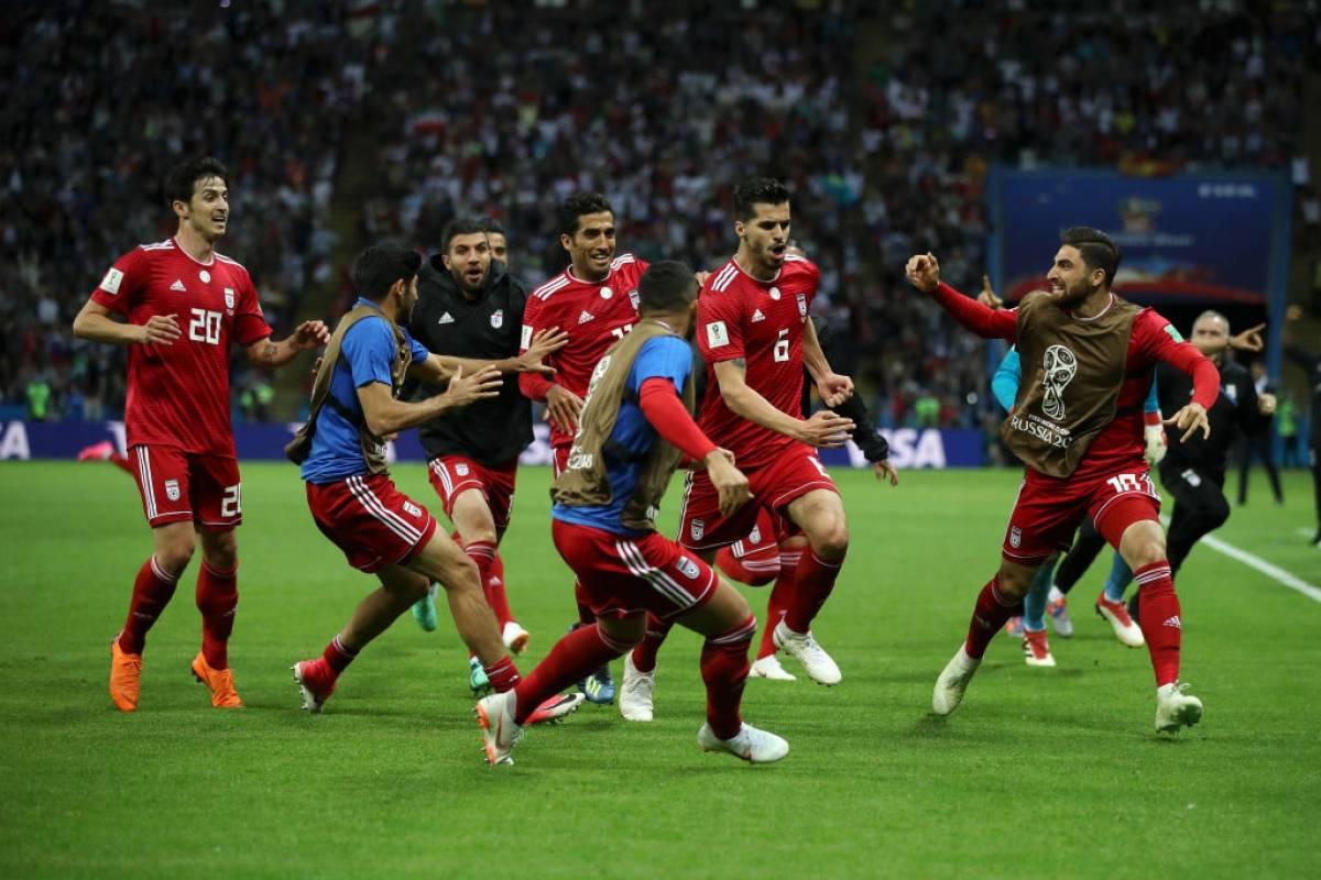 Una celebración que terminó en nada Getty Images