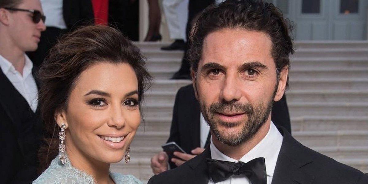 Eva Longoria y Pepe Bastón ya son padres
