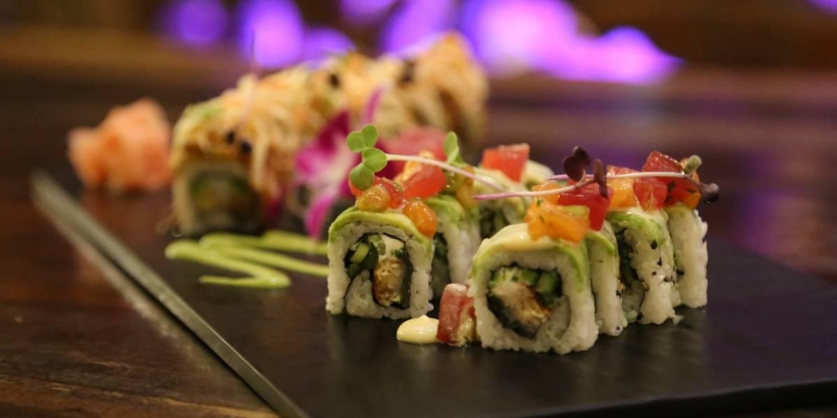 Salsa y sabor en el Red Coral Lounge del Marriott