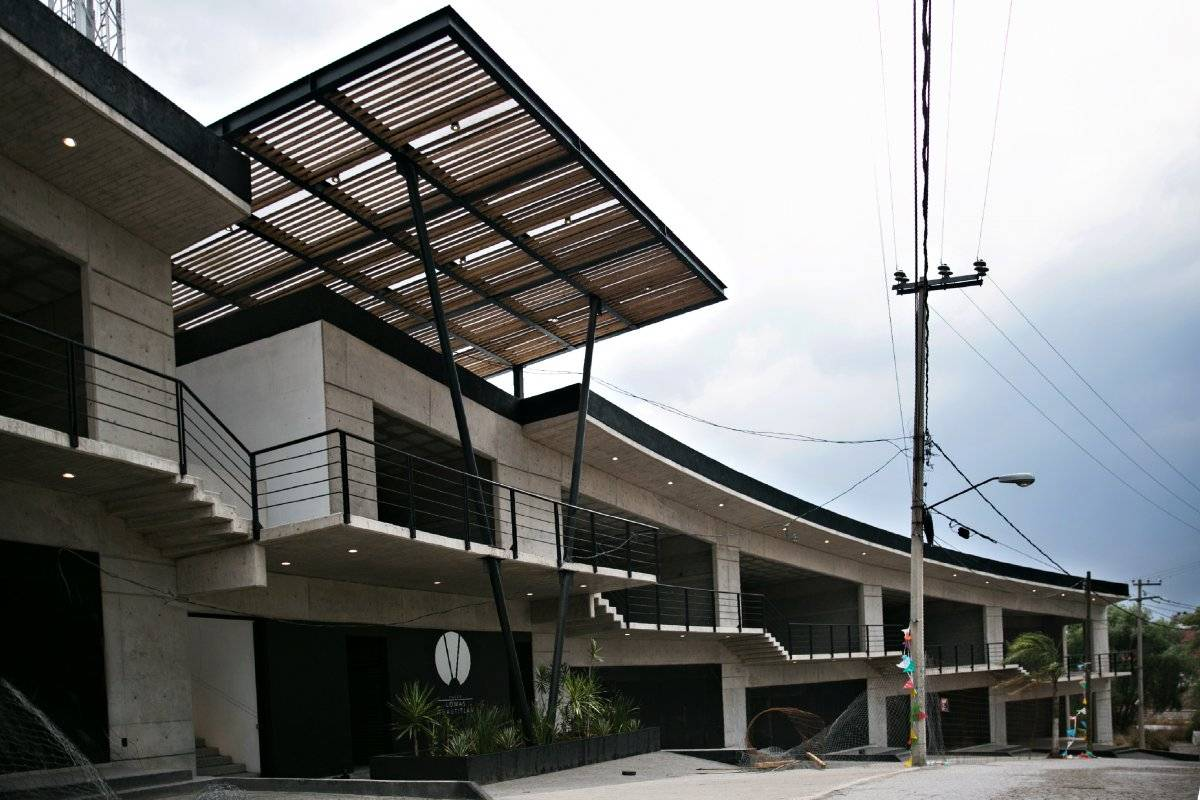 Centro comercial Paseo Lomas Cuautitlán Cortesía