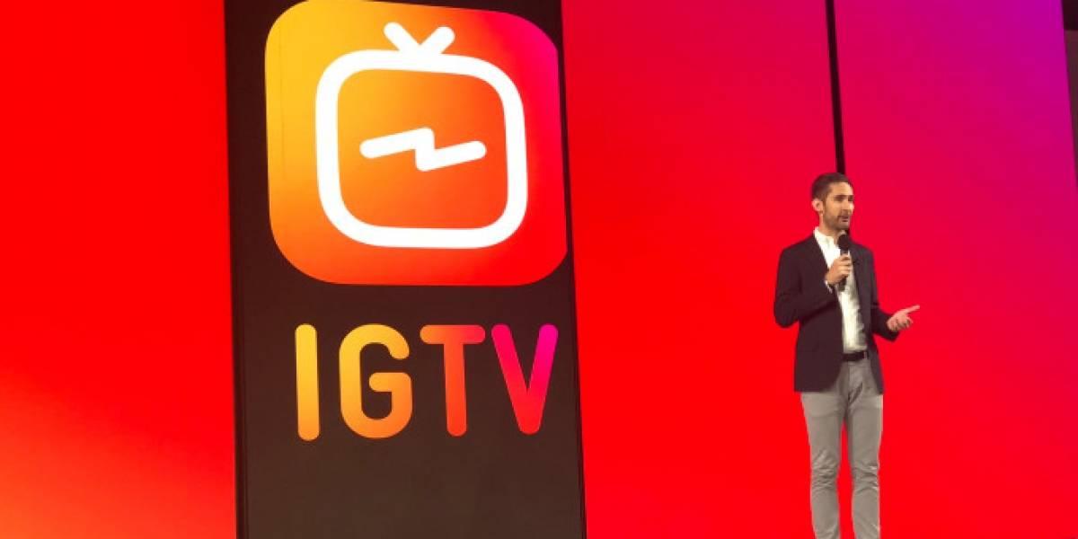 Instagram presenta oficialmente IGTV y te contamos todo al respecto