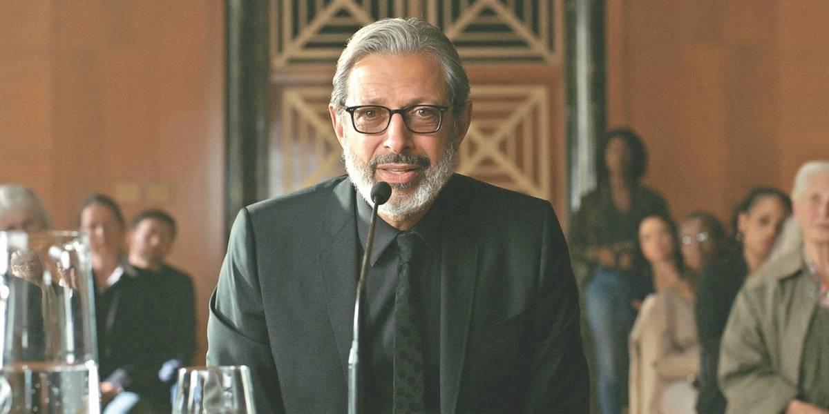 "Jeff Goldblum está feliz de regresar a ""Jurassic World: Fallen Kingdom"""