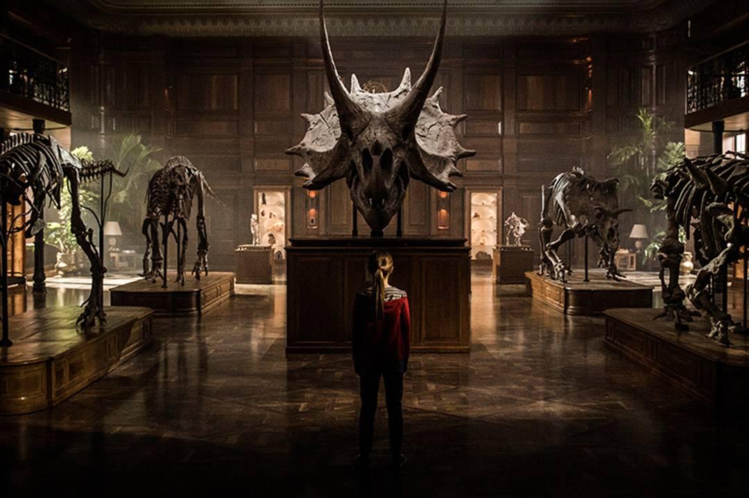 Jurassic museo