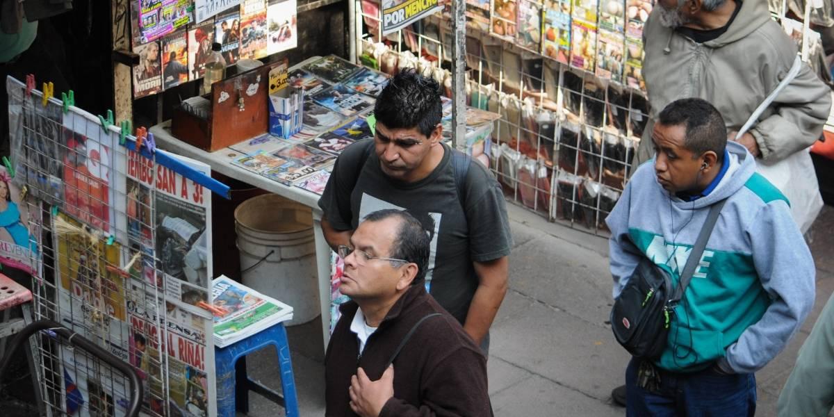 ¿Cuándo fue la última vez que compró usted un periódico o una revista?